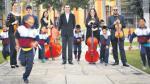 Música clásica en Larco Herrera, puericultorio y penal Ancón II - Noticias de eva paredes