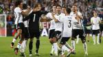 Alemania venció 6-5 a Italia en penales y pasó a semis de Euro - Noticias de andrea sella