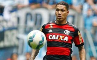 Con Guerrero: Flamengo cayó goleado (4-0) ante Corinthians