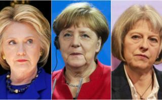 Mujeres van por las riendas de las grandes potencias