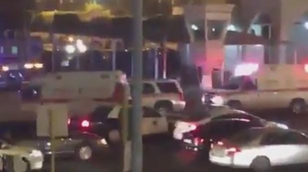 Cadena de explosiones sacude ciudades sagradas — ARABIA
