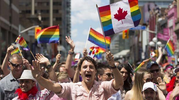 Resultado de imagen para CANADA COMUNIDAD LGTB