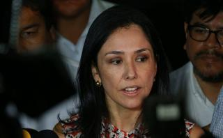 Nadine Heredia no apeló impedimento de salida del Perú