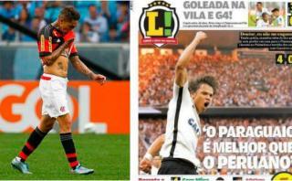"Paolo Guerrero: la portada de ""Lance"" que minimiza al peruano"
