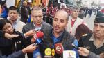 Ministro del Interior descartó irregular compra de vehículos - Noticias de materiales peligrosos