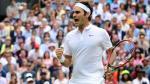 Federer avanzó a cuartos de Wimbledon y alcanzó cifra récord - Noticias de martina navratilova