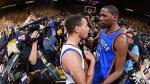 Kevin Durant: ¿cómo formarían los Golden State Warriors? - Noticias de stephen thompson