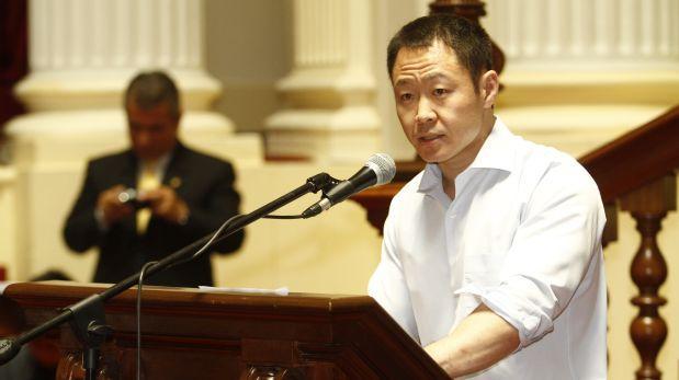 Kenji Fujimori tomará juramento a los nuevos congresistas