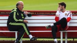 """Del Bosque sobre Casillas: """"El primer paso lo ha dado él"""""""