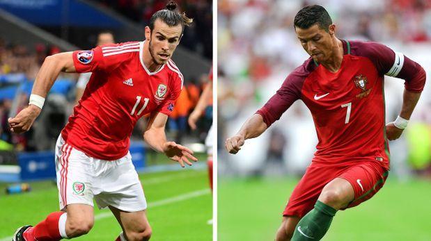 Portugal vence a Gales y avanza a la final de la Eurocopa