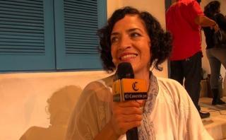 Wendy Ramos nos responde cinco preguntas de teatro
