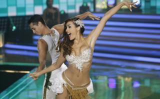 "Milett Figueroa negó supuesto romance con bailarín de ""EGS"""