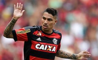 Paolo Guerrero y la posibilidad de que regrese al Corinthians