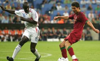 El día que la Francia de Zidane hizo llorar a Cristiano Ronaldo