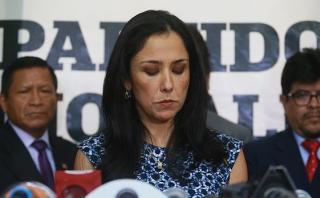 Nadine Heredia: PJ no admite separar al juez que ve su caso