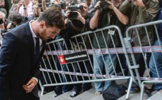 Lionel Messi y las razones por las que no pisaría la cárcel