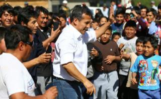 """""""Los políticos tradicionales creen que el Perú es su chacra"""""""