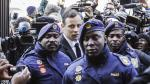 Así recibió Oscar Pistorius su condena de 6 años de prisión - Noticias de oscar pistorius