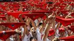 España: Las fiestas de San Fermín despegan en Pamplona - Noticias de jesus navarro