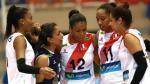 Perú cayó 3-0 ante Cuba por Copa Panamericana - Noticias de selección peruana de vóley