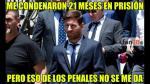 Facebook: Lionel Messi es el centro de los memes por su condena - Noticias de lionel messi