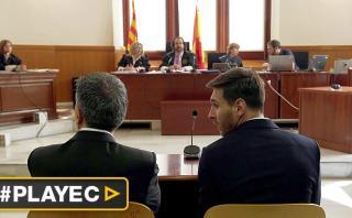 Lionel Messi condenado a 21 meses de prisión por fraude [VIDEO]