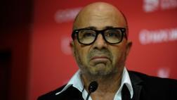 Jorge Sampaoli descartó dirigir a la selección argentina