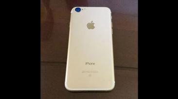 Así sería el iPhone 7: cámara más grande y 32GB de capacidad