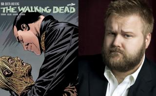 """""""The Walking Dead"""": autor se disculpa por sorpresa del cómic"""