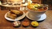 Siete Sopas ofrece gran variedad de caldos para aplacar el frío