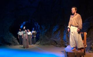 """La Odisea"": mira un avance de la nueva obra de la Plaza Joven"