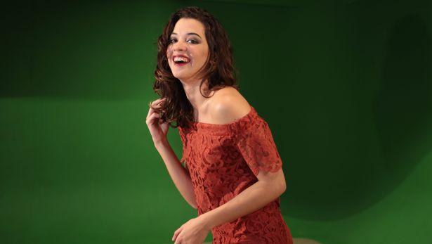 Fiorella Pennano, protagonista de