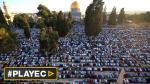 Musulmanes celebraron así el fin del ramadán [VIDEO] - Noticias de jerusalén