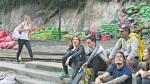 Machu Picchu: patrimonio entraría en lista de riesgo por basura - Noticias de david wigg