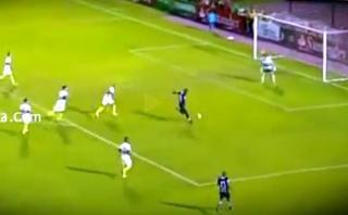 La genial jugada individual de Angulo para remontar a Boca