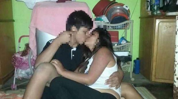 PNP detiene a mujer de 21 años que mantenía relaciones con niño