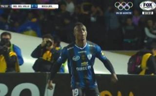 Independiente del Valle ganó 2-1 a Boca Juniors por semifinales