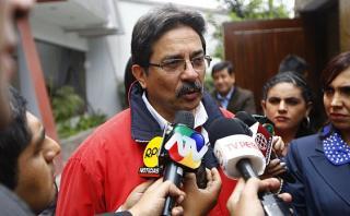 """Enrique Cornejo: """"Alan García se expuso a maltrato innecesario"""""""