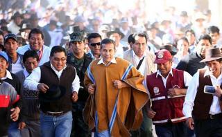 "Humala: ""Nacionalismo nace para que pobres sean visibilizados"""