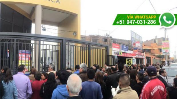 Migraciones: reportaron inconvenientes en agencia de Salamanca