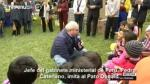 Pedro Cateriano imitó al pato Donald frente a niños [VIDEO] - Noticias de patos