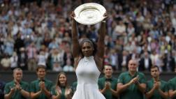 Serena Williams ganó su título de Grand Slam número 22