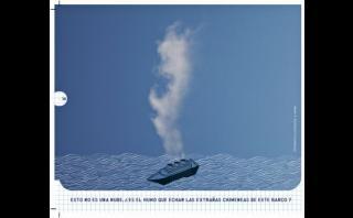 Arte/facto: ¿Qué ves en las nubes?