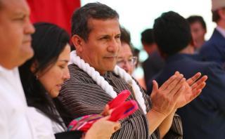 """Humala: """"Me metí a política por inoperancia de los políticos"""""""