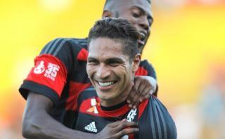 Sin Paolo Guerrero: Flamengo vs. Atlético Mineiro en Brasil