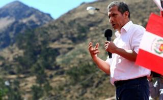 Humala deja gobierno con menos aprobación que sus antecesores