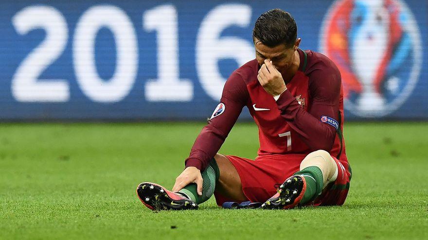 Diario argentino lamentó título de Portugal en la Eurocopa con esta portada