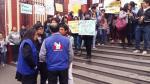 UNFV: estudiantes toman facultades en rechazo a sus autoridades - Noticias de asamblea nacional de rectores