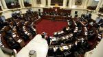 Bancadas del Congreso podrán estar conformadas por 5 miembros - Noticias de natalie condori