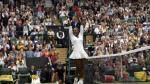 Williams y la felicitación de Graf tras igualarla en Wimbledon - Noticias de angelique kerber